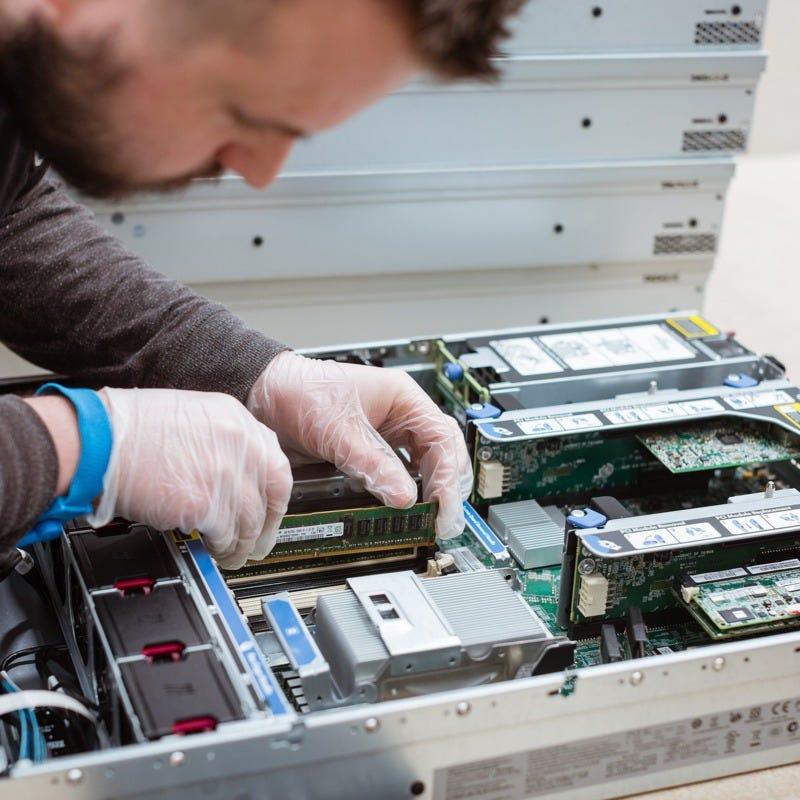 Refurbished Servers, HP, Dell, IBM, Cisco | Techbuyer