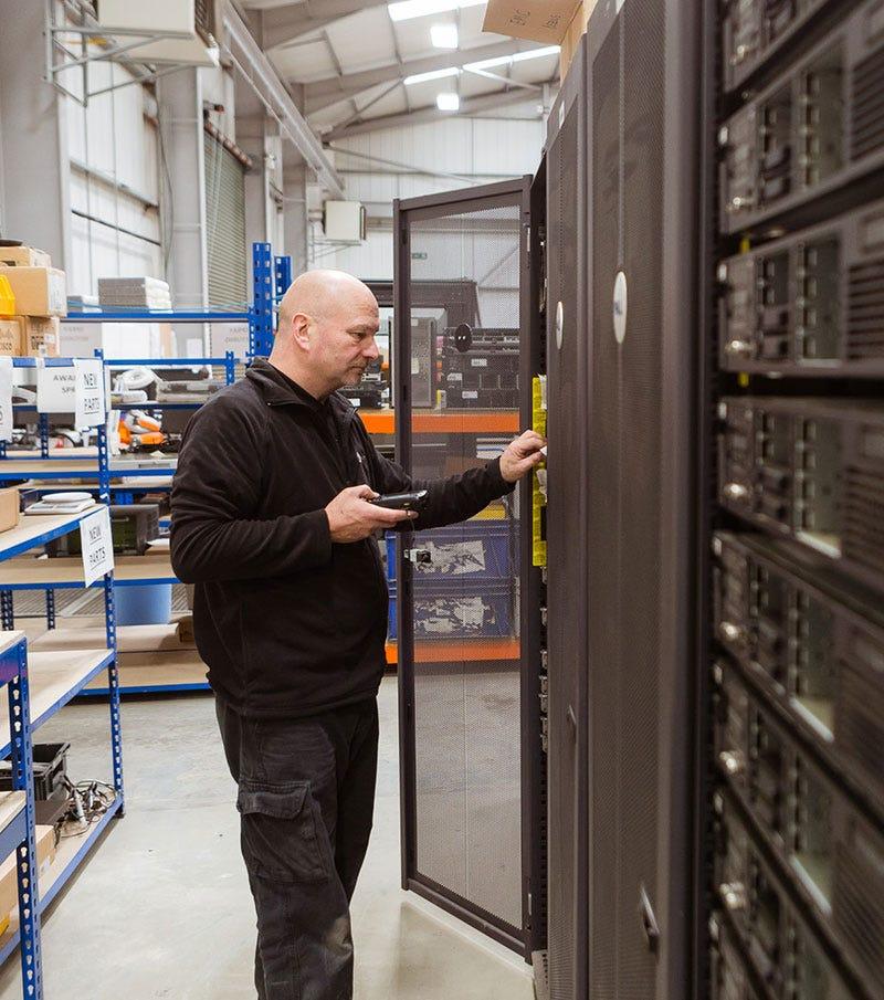 Zertifiziert nach EAL 4+ Standard für Datensicherheit