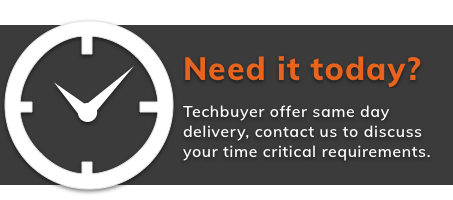 Techbuyer Same Day Delivery