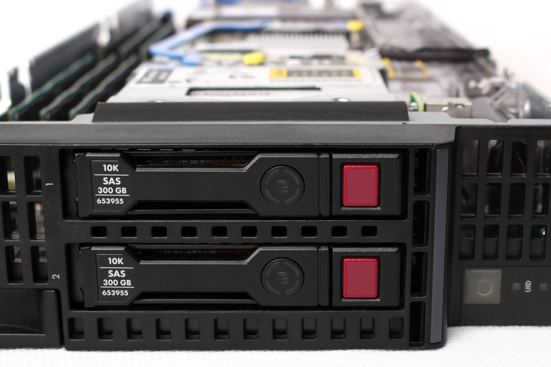 HP ProLiant BL460c Gen 8 Blade Server Review