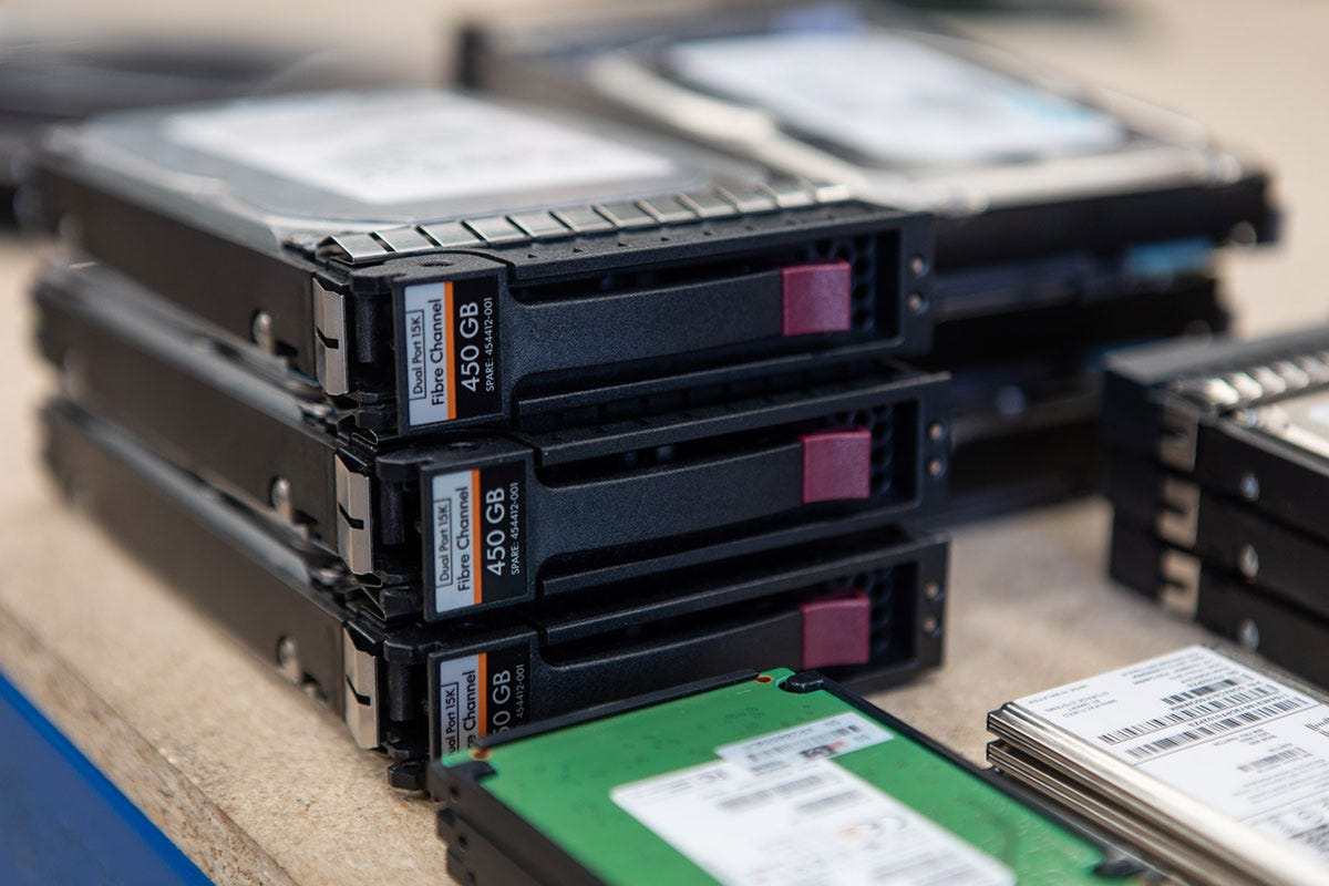 HDD and SSD Disposal